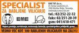 Viličar, Jungheinrich EJC 15, elektro, regalni