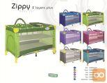 Prenosna Posteljica Zippy 2+ 2013