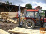 Traktorski viličar, nosilnosti 2000 in 3000 kg, z kolesi