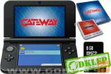 Gateway 3Ds Za Nintendo 3Ds Igre + Microsd 8Gb