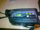 PANASONIC CAMERA NV-RX67 VHS-C MOVIE CAMERA