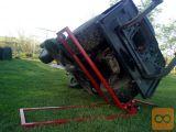 Hidravlično dvigalo,dvigalka za vrtni traktor kosilnico