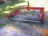 Kosilnica, traktorska, čelna, Gaspardo F205