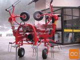 Obračalnik, rotacijski, CBR di Ceccato GR 380H