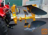 Plug, hidravlični, dvobrazdni, APPDH35, za traktorje 30-50KM