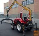 Žerjav za traktorje AgroPretex CRAB