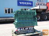 Motor Volvo D7E LA E3 Long Block