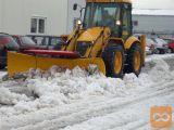 Profesionalni trosegmentni snežni plug 3.2 m