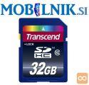 Spominska kartica 32Gb SDHC