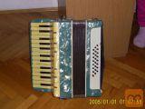 Klavirska harmonika Galanti