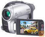 DVD kamera Sony  DCR-DVD92E