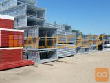 Gradbeni oder od proizvajalca, Plettac Tip novo 900m2 - odri