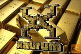 Kripto-valuta z 1600% donosom in pokritjem v zlatu.