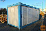 Pisarniški kontejner (6 m - 2 prostora)