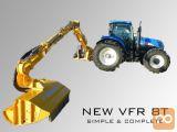 Stranski mulčar za brežine, FEMAC VFR 8T
