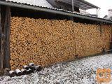 Bukova drva, suha, dostava po celi sloveniji