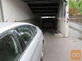 LJ-Center Tabor v parkirni kleti