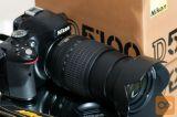 Nikon D5100 + Nikkor 18-55mm VR (št.proženj 17.155)