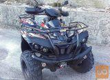 Access Motor 650i 4x4 FOREST + DESKA ZA SNEG