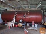Cisterna kovinska