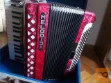 Klavirska harmonika Melodija V-III-80