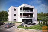 Malinska - Luksuzni apartman s vrtom na atraktivnoj
