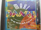 2-CD MAXI DANCE SENSATION
