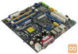 Foxconn G33M(quad podpora)+CPU C2D E7300+cooler+ io shield