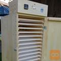 Bio električna sušilnica za sušenje sadja, zelenjave, gob,