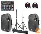 DEDI SET 1 Komplet ozvočenje ozvočenja zvočnik zvočniki