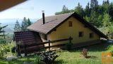 Straža Nova gora Vikend hiša 68 m2