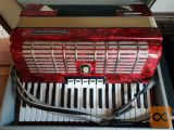 Harmonika, klavirska Weltmeister Diana – 120 basov