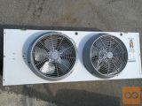 Dva ventilatorja 220V v ohišju