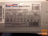 420W LC Power lc420h-8
