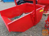 Kible (posode) za razsuti tovor - BOSCARO - NOVE