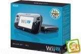Nintendo Wii U Premium 32GB črn + USB Loader GX + SD 8GB