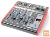 POWER DYNAMICS 405 Mešalna miza mešalne mize mixer mixerji