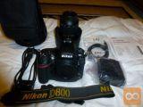 Nikon D800 FX