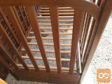 otroška postelja 120x60cm