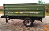 Traktorska prikolica, enoosna, Brantner E 6535 - 6.5t