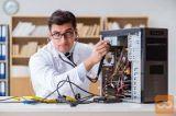 SERVISIRANJE računalniške opreme ali telekomunikacij