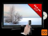 """LCD TV MEDION 21,5"""",vgrajen DVD predvajalnik,Full HD 1080p"""