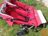 Prodam voziček za dvojčke