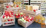 Jabolka integrirane pridelave, jabolčni sok