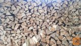 suha mešana drva, polena 33cm, kostanj, hrast, bukev, bukova