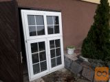 PVC okno 1940mm X 1320mm MB