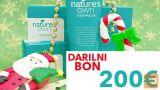 Darilni bon €200 za nakup v spletni trgovini