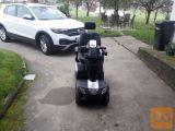 Prodam skoraj nov invalidski skuter Invacare