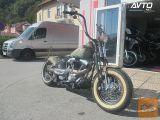 Harley-Davidson FLSTSB CROSS BONES 1600 OLD RUSTY SOFTAIL