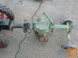 Rotacijski plug, AgroPretex D15 (BERTA) za motokultivator